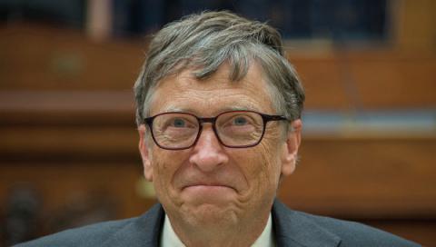 Билл Гейтс призывает ввести налог на использование роботов