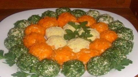 Самый вкусный и необычный салат для праздничного стола — нравится всем без исключения!