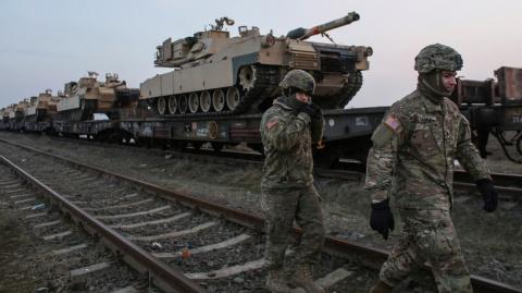 Русские вызвали на бой американцев