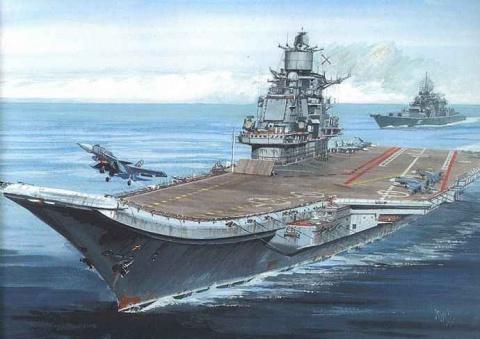 Еще вернемся: Северный флот …