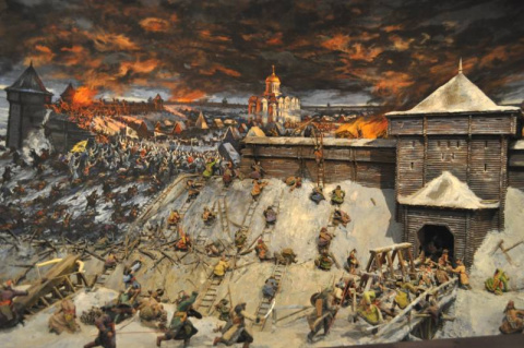 Защитник русской чести Евпат…