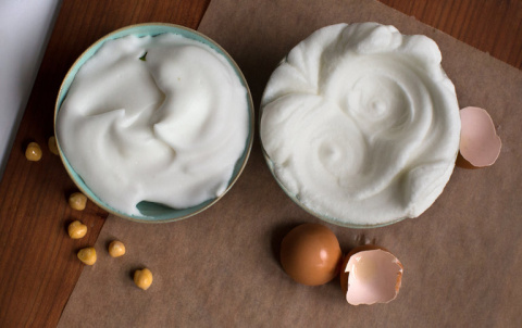 Аквафаба – натуральный заменитель яиц для выпечки: как приготовить