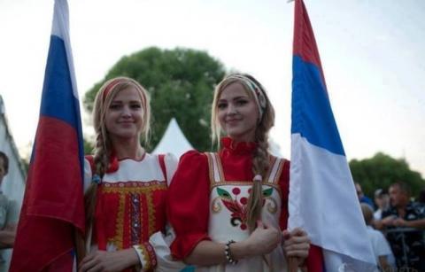 Меж двух огней: Сербия разры…