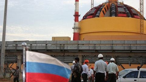 Росатом начал отгрузку оборудования для 3-го энергоблока АЭС Куданкулам