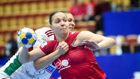 Сборная России с победы начала выступление на Møberlingen Cup.