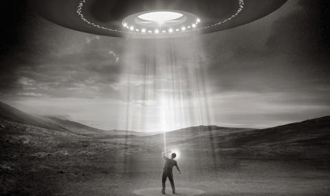 Свидетельство контакта с пришельцем в Ростове-на-Дону