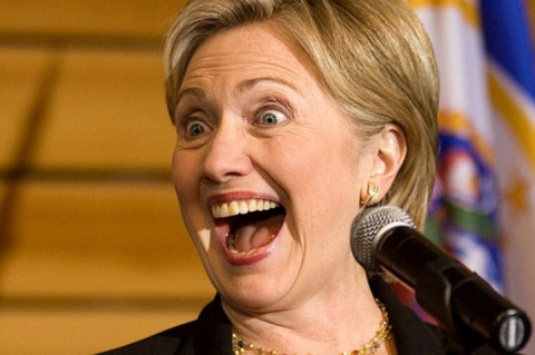 Хиллари Клинтон толкает США к гражданской войне