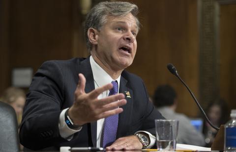Директор ФБР не обнаружил какого-либо вмешательства РФ в выборы США