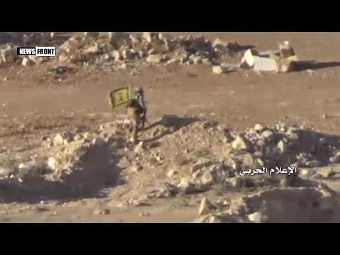 Флаг бойцов Хезболлы поставлен на высоте Далиль аль Брак