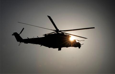 ИГИЛ заявляет о сбитом верто…