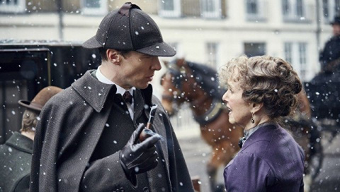 Сыгравший Шерлока актер Камбербэтч приходится родственником Конан-Дойлу