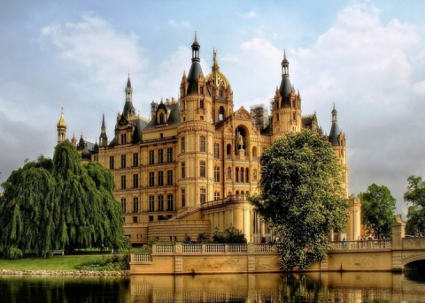 Самые знаменитые замки Германии (12 фото)