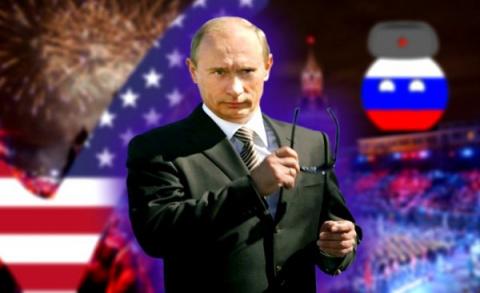 Почему в России и США уважают и бояться ПУТИНА