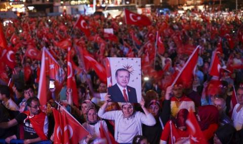 Запад перестал быть для Турц…