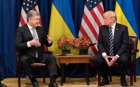 """""""Намёк поняли?"""", - на просьбу о помощи Порошенко услышал от Трампа совсем неожиданный ответ"""