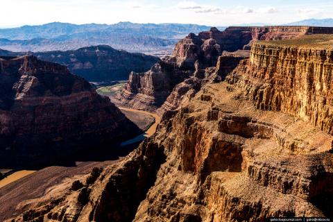 Большой каньон и Лас-Вегас с…