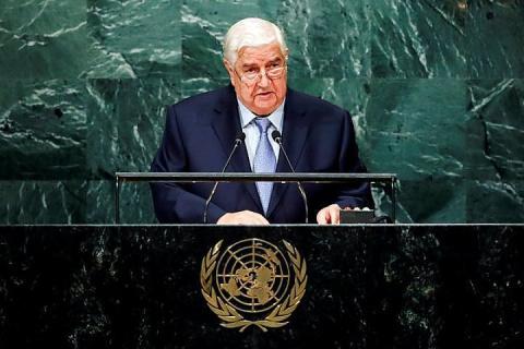 МИД Сирии: США используют террористов, что помешать «астанинскому процессу»