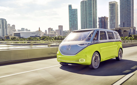 Volkswagen пустит хипстерски…