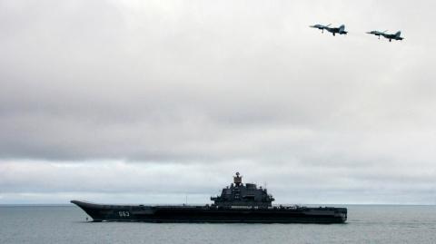 СМИ США: «Адмиралу Кузнецову…
