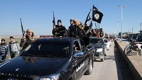 В Госдуме рассказали, что будут делать США после разгрома ИГ в Сирии