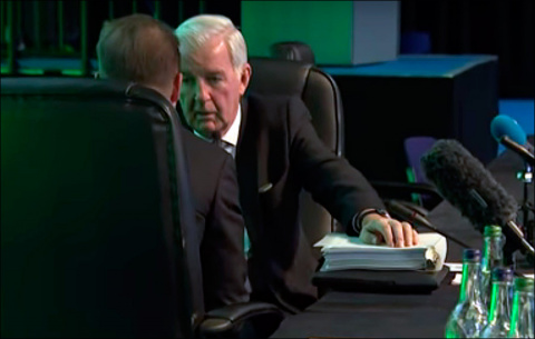 Появилась запись беседы глав WADA об условиях возвращения России ...