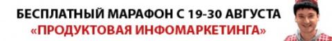 Для вас 12 видов прибыльных инфопродуктов от звезд рунета. Бесплатно!