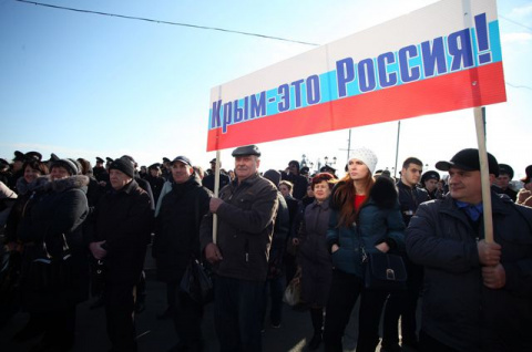 «Вернёт» ли Россия Крым? Ник…
