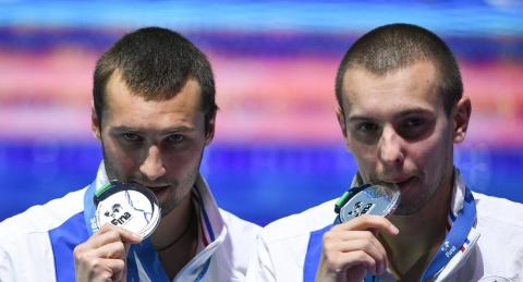 Прыгуна в воду Бондаря переполнили эмоции на первом ЧМ после смены спортгражданства