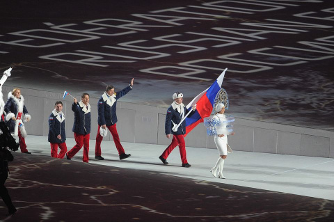 Запрет на участие в Олимпиад…