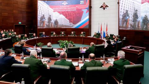 Минобороны РФ ответило: у Соединенных Штатов Америки не было и не может быть никакого «своего» неба над суверенным государством Сирии
