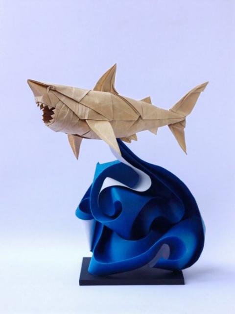 Оригами Джереми Кула