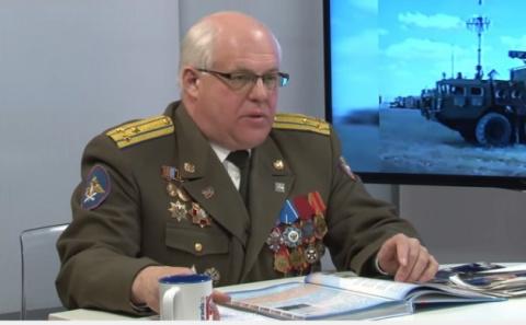 Хатылев: удары дальней авиац…