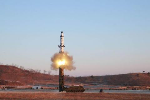 В Северной Корее почти завер…
