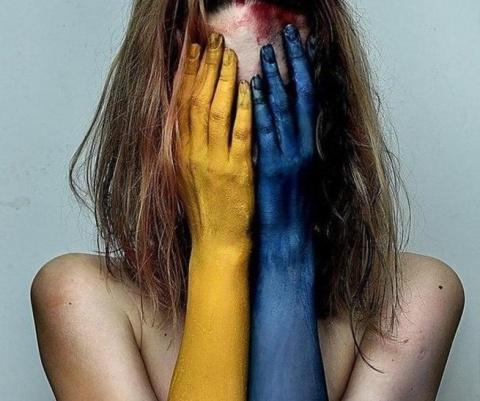 Самоубийство Украины