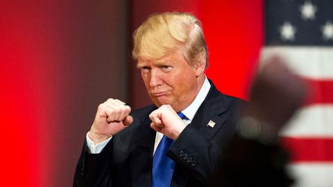 Третья партия Трампа. Эдуард Лозанский