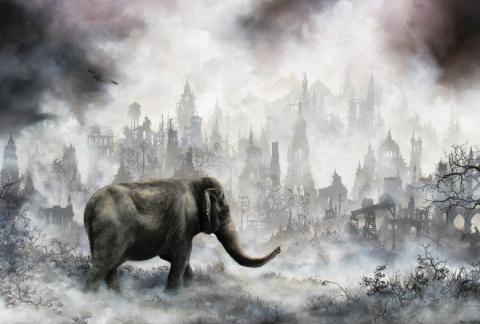 Эффектные туманные пейзажи в…