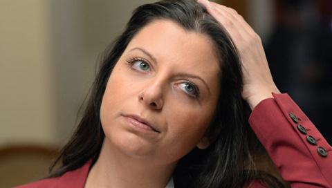 Симоньян ответила конгрессме…