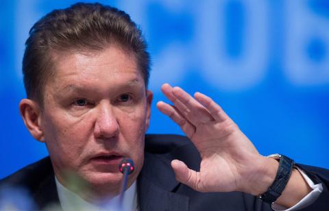 """Миллер заявил, что в первый раз слышит о своем """"уходе"""" из """"Газпрома"""""""