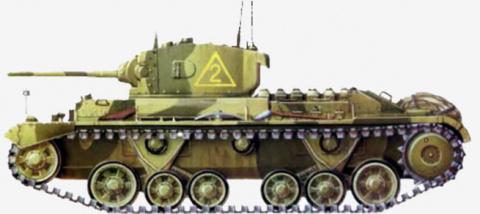 Хулиганская выходка танкиста…