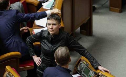 Депутат в зале Рады попросил…
