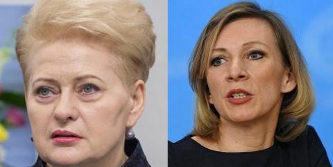 Захарова назвала президента …