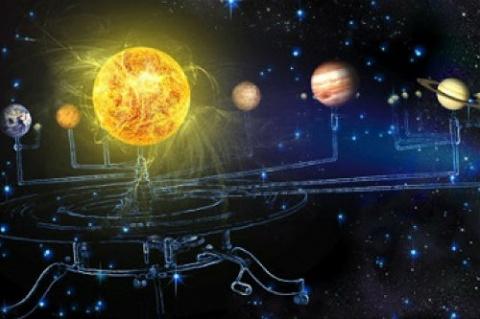 Рукотворность солнечной системы