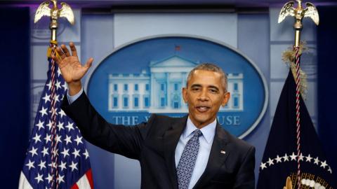 Утиная песня Обамы. Геворг Мирзаян