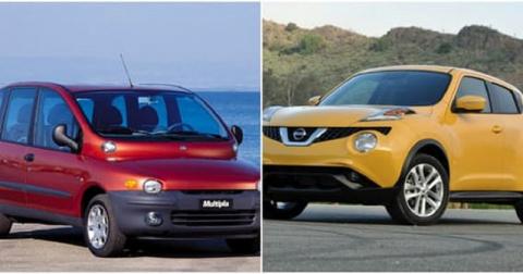 15 самых уродливых современных автомобилей