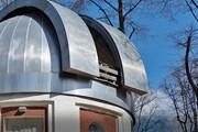 Обсерватория в Парке Горьког…
