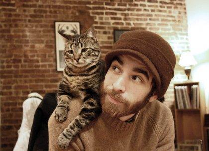 И снова котоматрица: мужчины и кошки