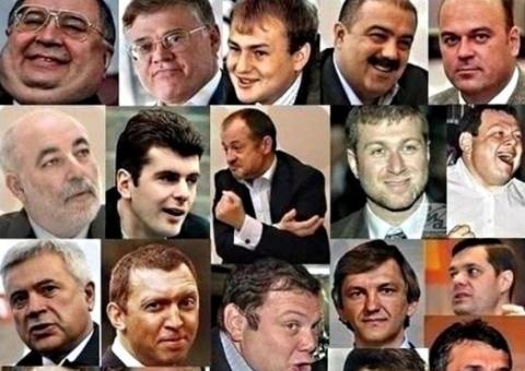 Евреи украли 70% собственности РСФСР