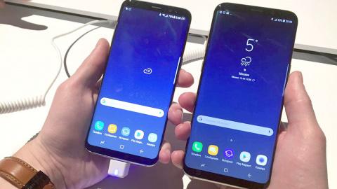Новейший смартфон Samsung Galaxy S8 пришел в Россию, названа цена