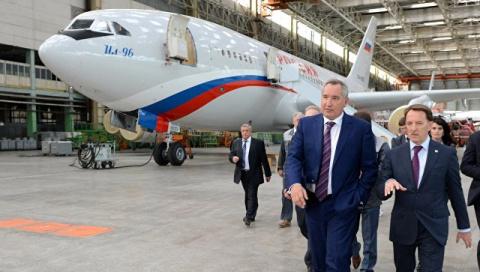 Рогозин: Россия намерена отк…