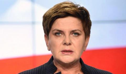 Премьер Польши выступила про…